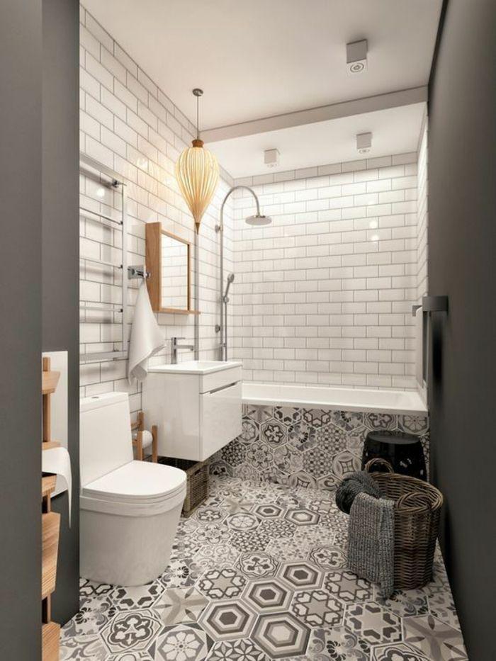salle de bain 6m2