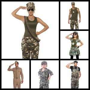 army costume ideas