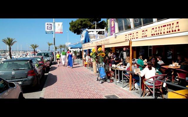 Rita's Cantina Ibiza