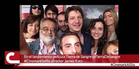 Selfie de Película #TierradeSangre