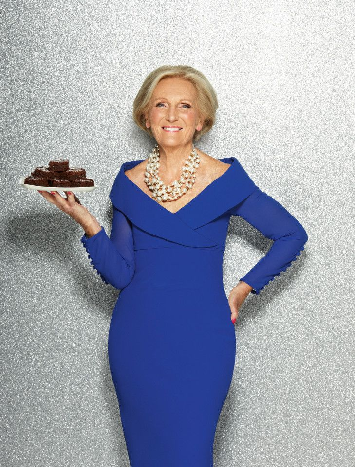 Mary Berry reveals how she manages to stay so slim despite eating 36 cakes a day