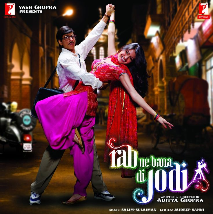 Rab Ne Bana Di Jodi (2008) [BRrip] 380MB Free Download Movie - Movies Box