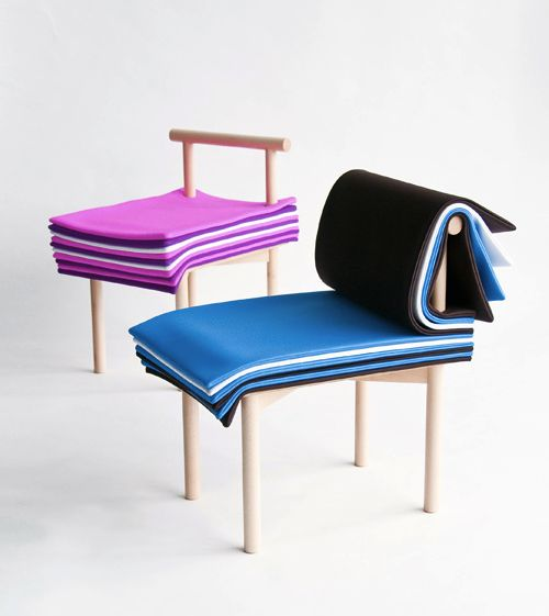 Pages chair by 647.