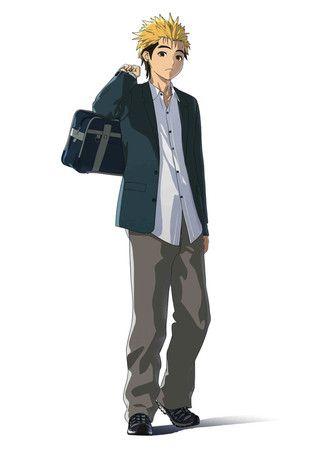 Ajin - Yoshimasa Hosoya (Kuroko's Basketball's Hyūga, Attack on Titan's Reiner) as Kaito