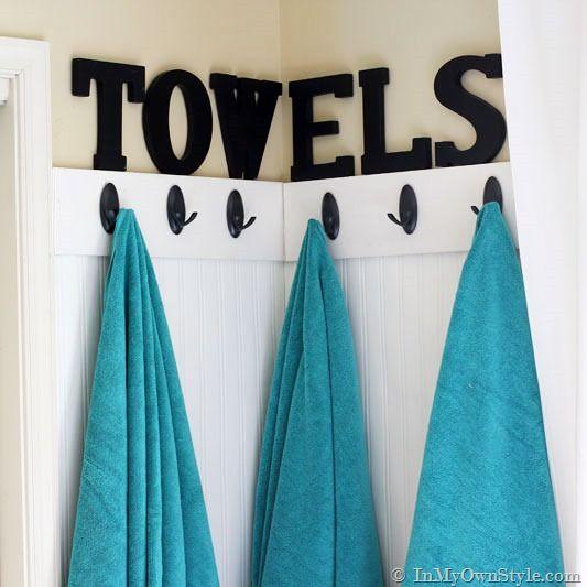 258 Best Images About DIY Bathroom Decor On Pinterest