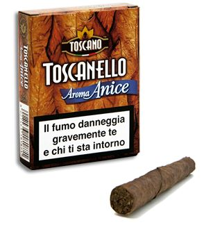 #Toscanello aromatizzato #Anice #Sigari