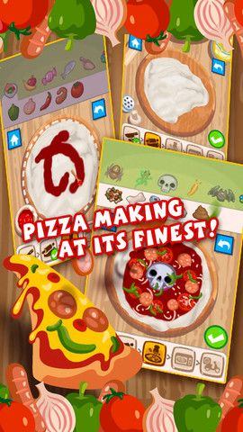 Pizza Picasso iPhone App - Best iPhone App - App Reviews #iphone #android #apps