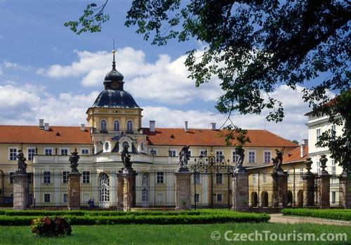 Hořovice Chateau, Czech Republic