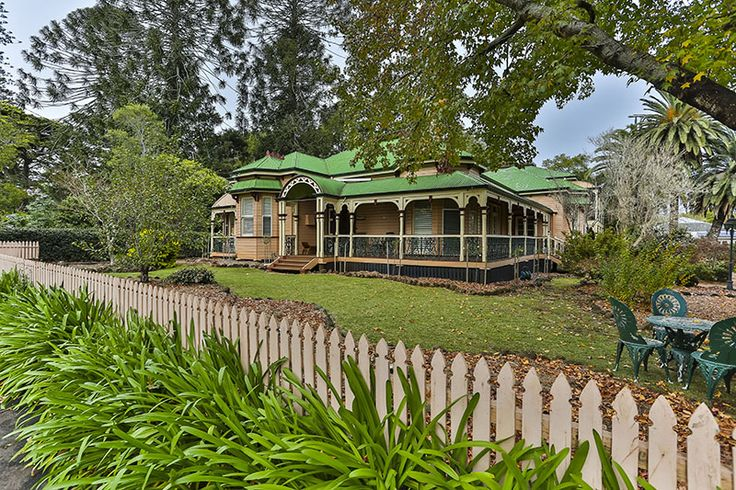 Whyembah Home in Cambell Street, Toowoomba, I would walk past this house and dream of it being mine.