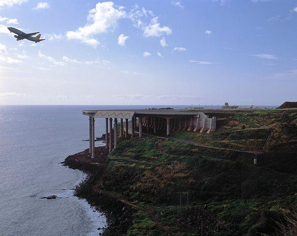 Top: los 10 aeropuertos más atemorizantes (FOTOS)