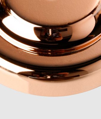 Copper - May also make rose gold?