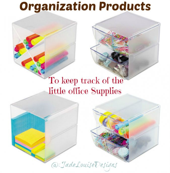 15 best images about office supplies organizer on - Desk organization products ...
