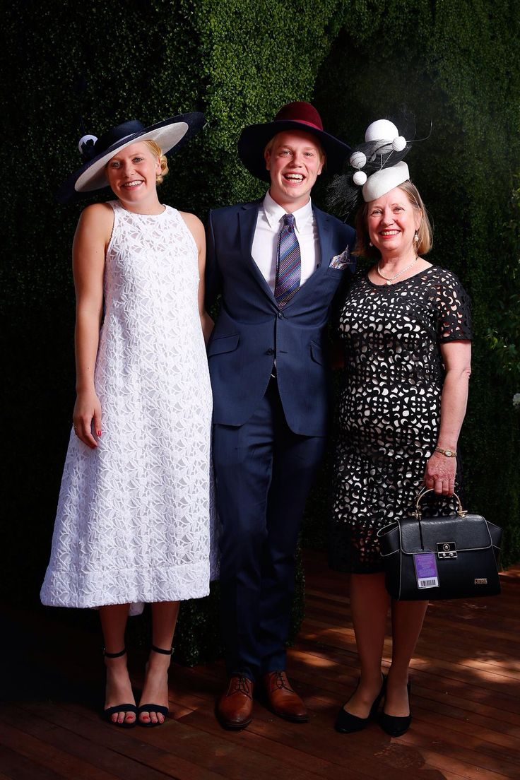 The lovely Milliner, Catherine Kelly and two of her children.