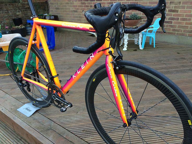 590 best klein bikes images on pinterest bicycling. Black Bedroom Furniture Sets. Home Design Ideas
