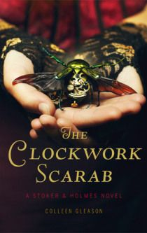 The Clockwork Scarab - Colleen Gleason
