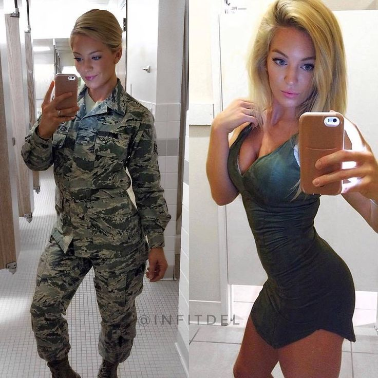 After Before Weight Health Loss  Army Women, Military -9103
