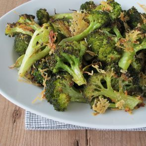 Broccoli-Pecorino Tart Recipe — Dishmaps