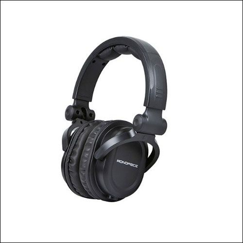 Monoprice Headphones - Searching for the best DJ Headphone? Take a look for while buying best DJ Headphones and then buy the best headphones for DJ from amazon.