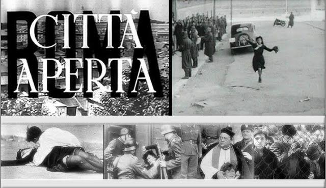 """Προβολή ταινίας στα Χανιά: """"Ρώμη, Ανοχύρωτη πόλη"""" (1945), του Ρομπέρτο Ροσελίνι"""