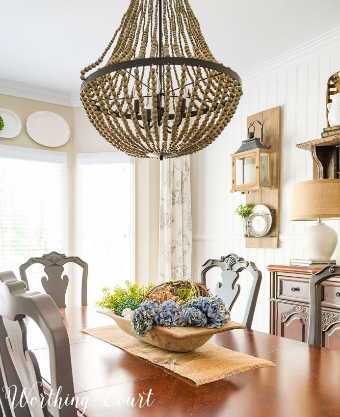 how to layer and fill a large dough bowl - Dining Room Items