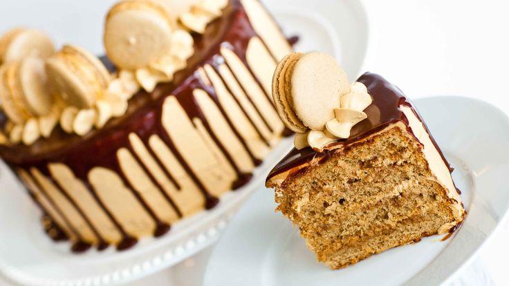 Opera Cake Recipe Martha Stewart