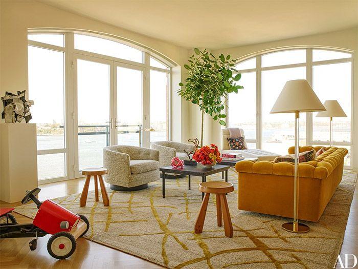 Un piso familiar lleno de joyas vintage en Nueva York · A home filled with vintage iconic pieces in NYC