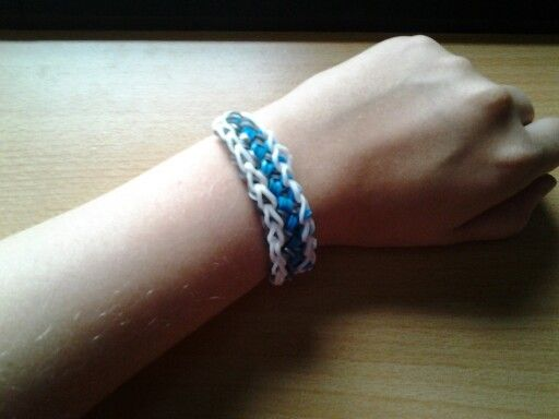 Chinese finger trap armband