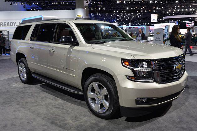 2015 Chevrolet Suburban ★。☆。JpM ENTERTAINMENT ☆。★。