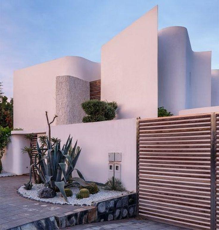 Bâtiment d'architecture résidentielle