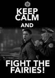 You fight those fairies!!!