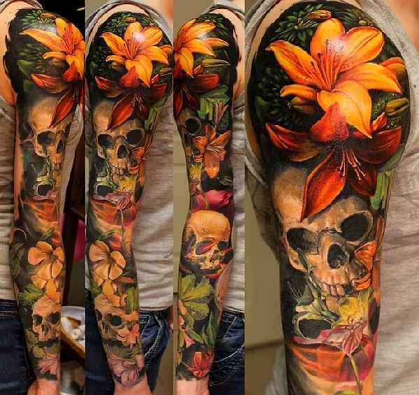 Nature-Sleeves-Tattoos-Ilya Fom001