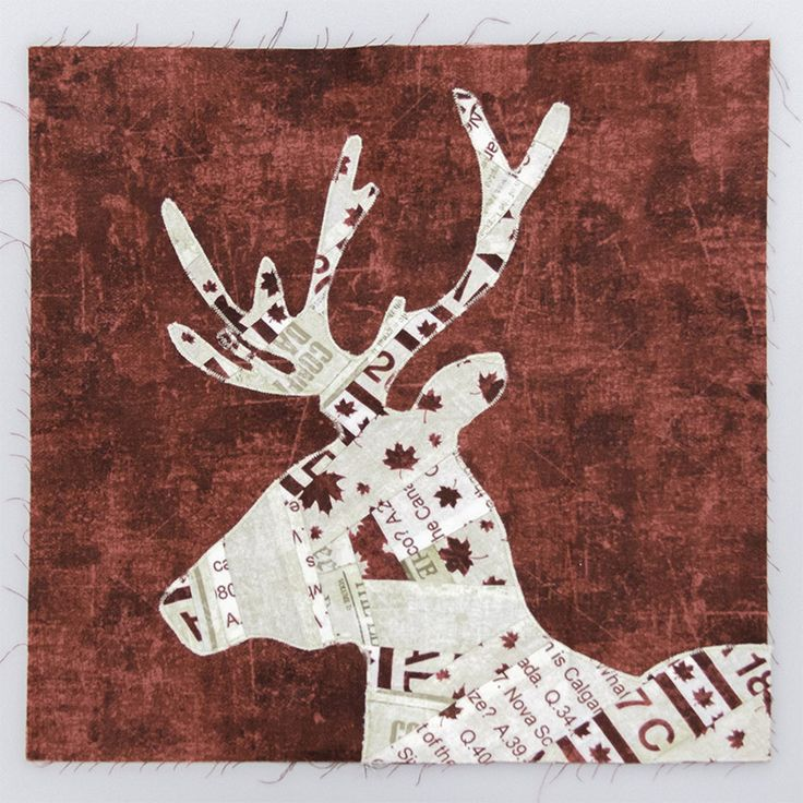 (Challenge block) Shop: Woodland Quilting Co.  in Spruce Grove, AB