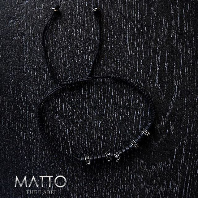 MATTO THE LABEL | | Simple | Elegant | Divine | | Follow us on Facebook & Instagram | Coconut Macrame Bracelets