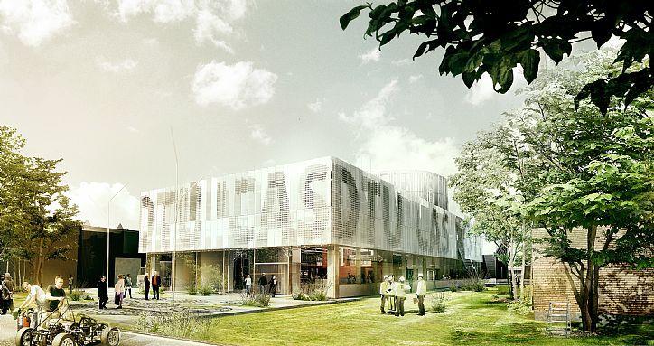 FRIIS & MOLTKE vinder konkurrencen om DTU´s nye CAS hus - Friis & Moltke
