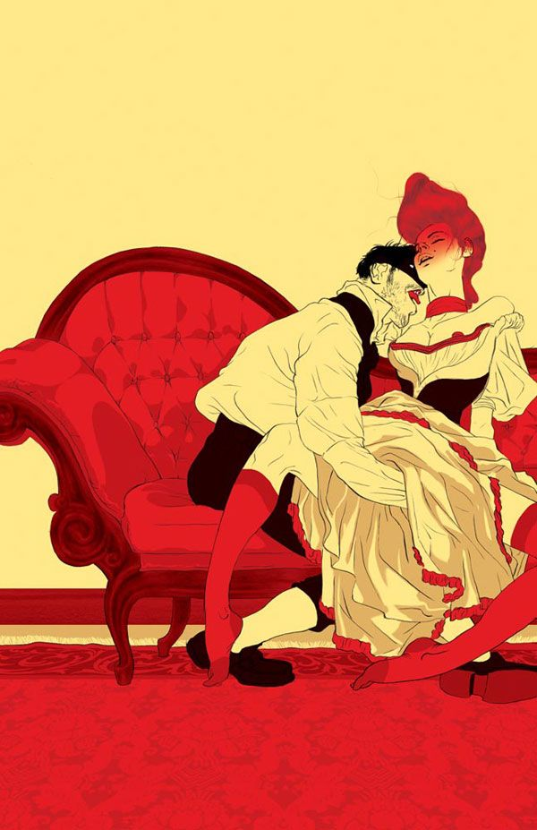 Tomer Hanuka (New York, USA)