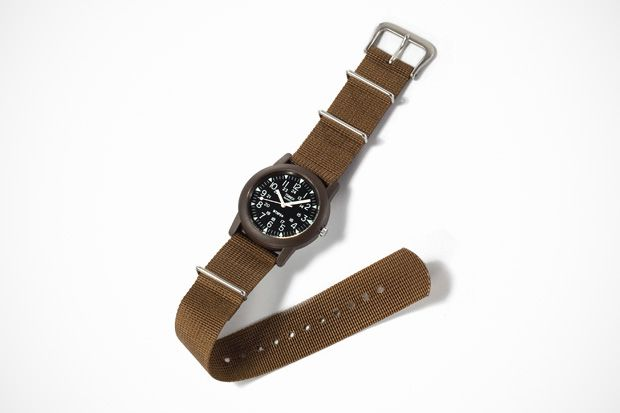 WTAPS x Timex 2012 Fall/Winter Military Watch | Hypebeast