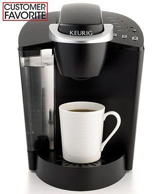 Keurig K45 Single Serve Brewer, Elite - Coffee, Tea & Espresso - Macy's