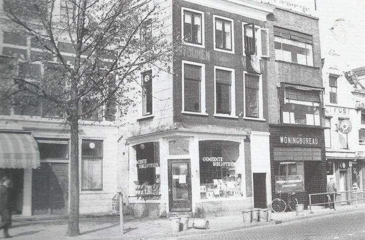 Een opname van de Westhavenplaats anno 1965.