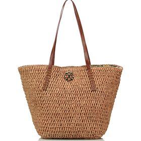 TOMEL - Optez pour ce sac de place en osier avec http://www.tomelapp.com