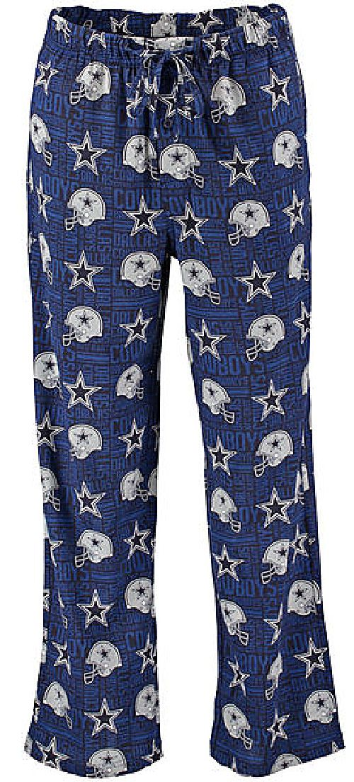 Dallas Cowboys Mens Navy NFL Ennis Pajama Pants $29.95