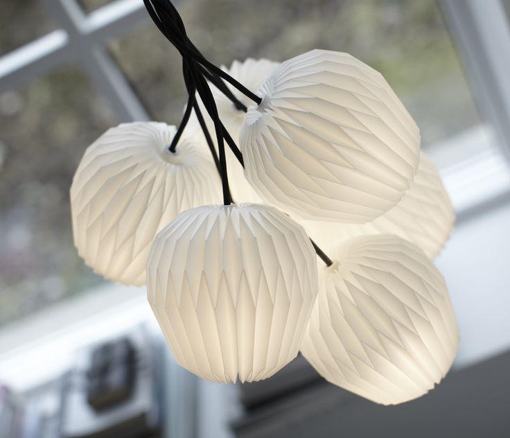 the bouquet suspension lamp l by Sinja Svarrer Damkjaer for le klint mod.130