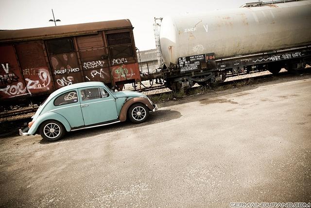 Volkswagen Cox by Germain Durand