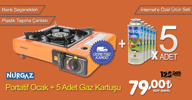 Ürün hakkında bilgi almak ve satın almak için tıklayınız!  #nurgaz #kamp #camping #trekking