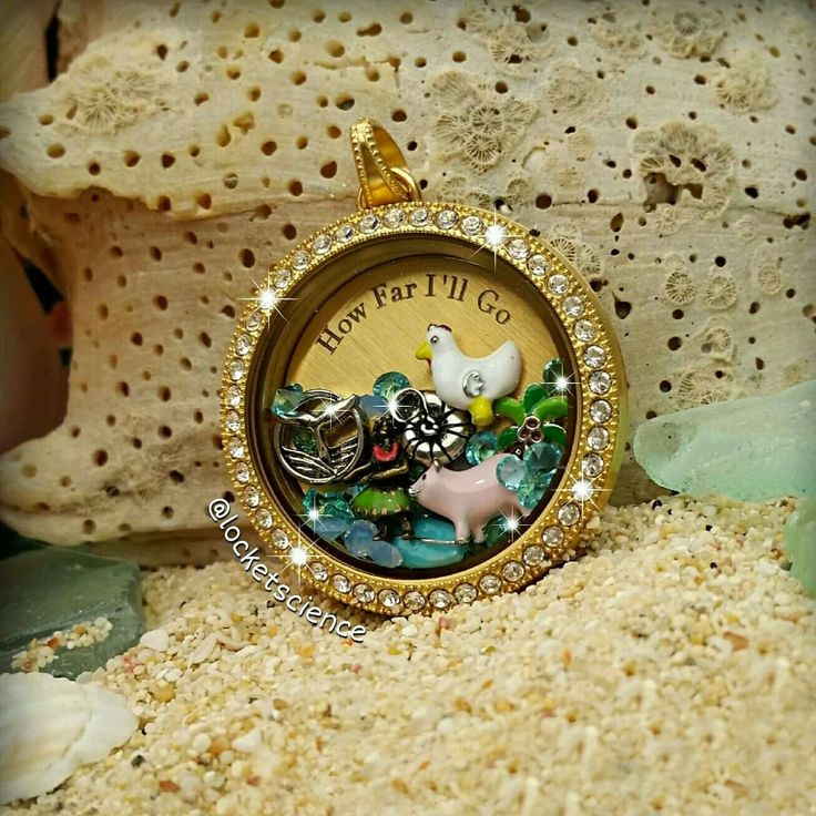 Say what?! Who needs a Moana locket in their life?? www.terrivillar.origamiowl.com