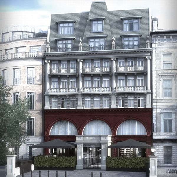 Behind The Design Of Wellesley Hotel (PART 1)  Newly restored - Named after Sir Authur Wellesley - First Duke of Wellington #luxury #hotel