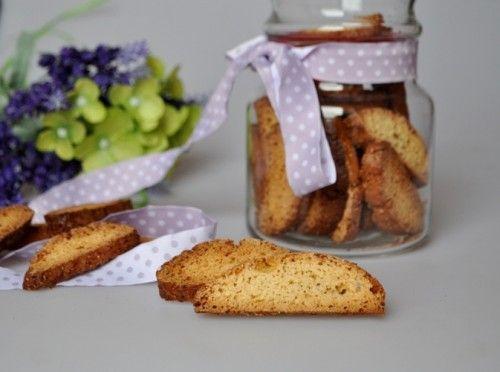 Lavender Biscotti