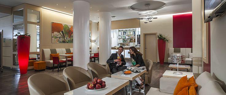 Bar at Ramada Plaza Milano