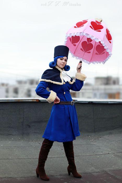 AMAZING cosplay ll FairyTail II Juvia Lockser by Cocodrillo