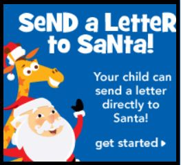 22 best letters to santa images on pinterest christmas crafts send a free letter to santa from toys r us spiritdancerdesigns Image collections