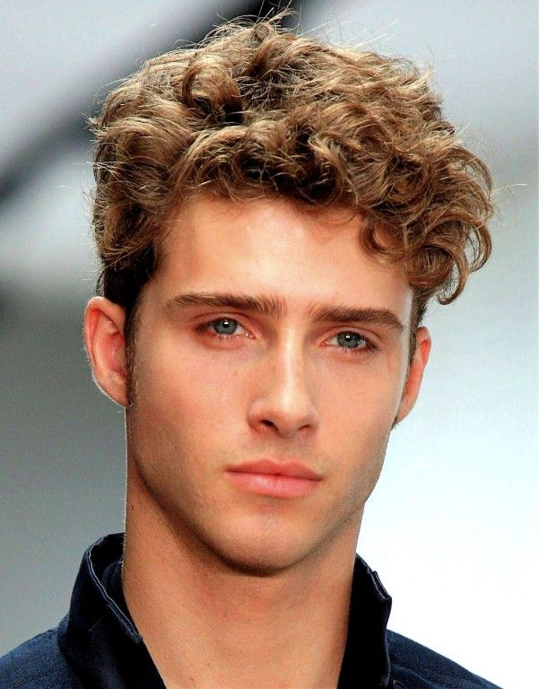 male curly afro hairstyles